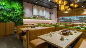 Restaurant design renovation