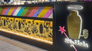 mike tea cashier renovation design Sydney